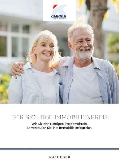 """Ratgeber """"Der richtige Immobilienpreis"""""""